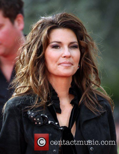 Country, Shania Twain, December, The Colosseum and Caesars Palace 21