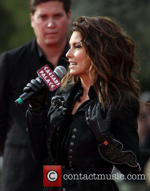 Country, Shania Twain, December, The Colosseum, Caesars Palace