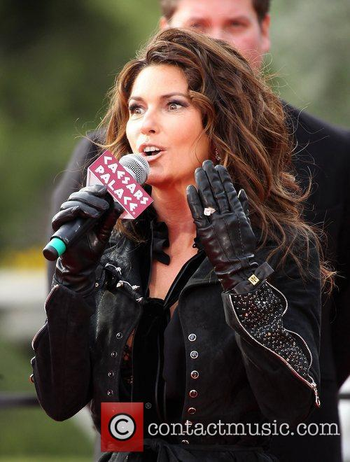 Country, Shania Twain, December, The Colosseum and Caesars Palace 20