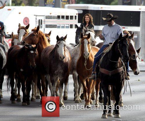 Country, Shania Twain, Las Vegas Strip, December, The Colosseum and Caesars Palace 18