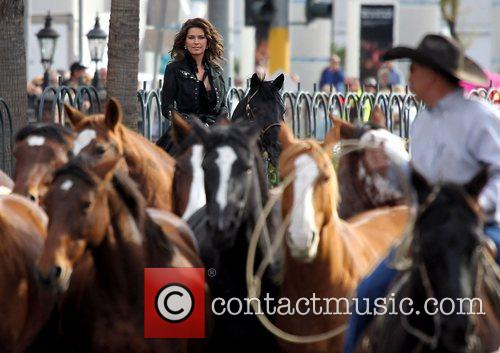 Country, Shania Twain, Las Vegas Strip, December, The Colosseum and Caesars Palace 25