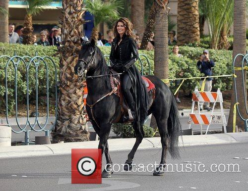 Country, Shania Twain, Las Vegas Strip, December, The Colosseum and Caesars Palace 19