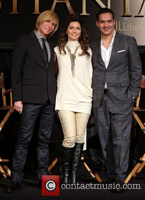 Marc Bouwer, Shania Twain and Raj Kapoor 4