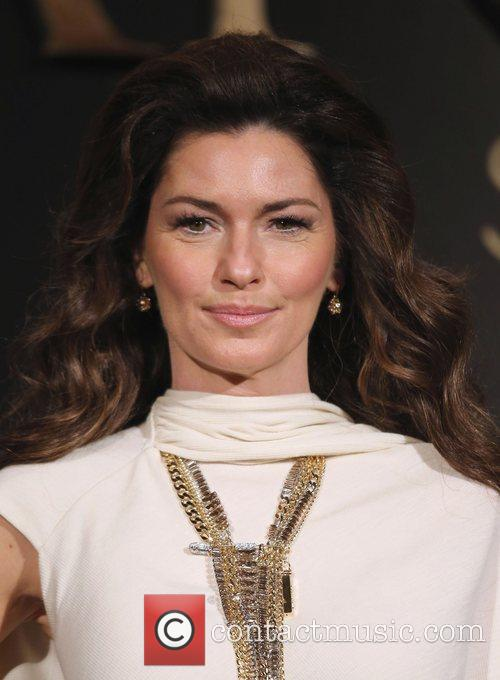 shania twain attends a press conference for 4188717