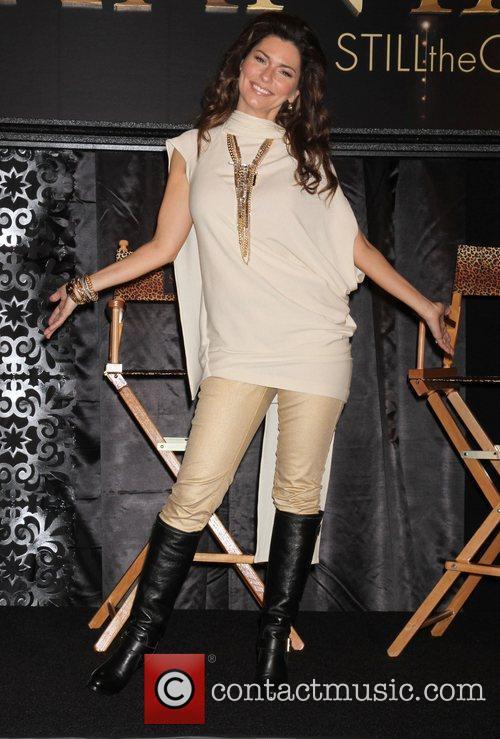 Shania Twain 25