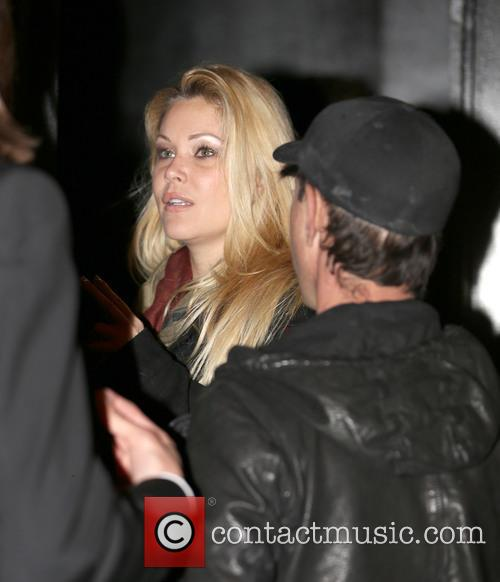 Shanna Moakler, Bootsy Bellows, West Hollywood and California 1