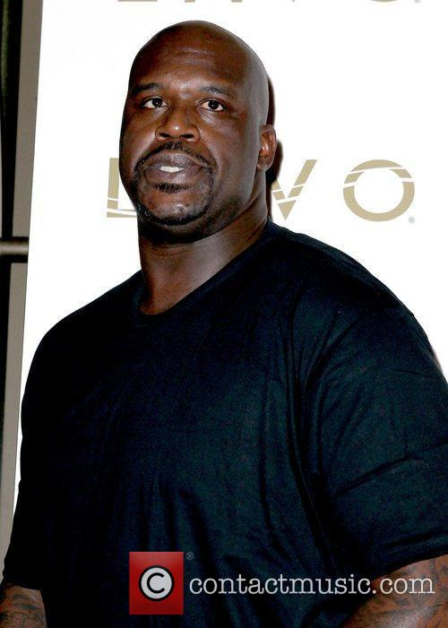 Shaquille O'Neal celebrates his 40th birthday at LAVO...