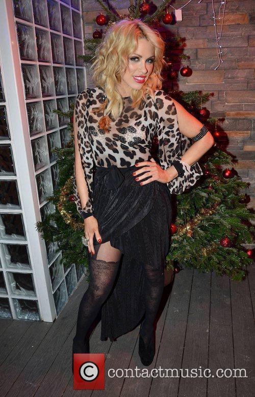 Former Wonderland singer Sharon Condon showcases her new...