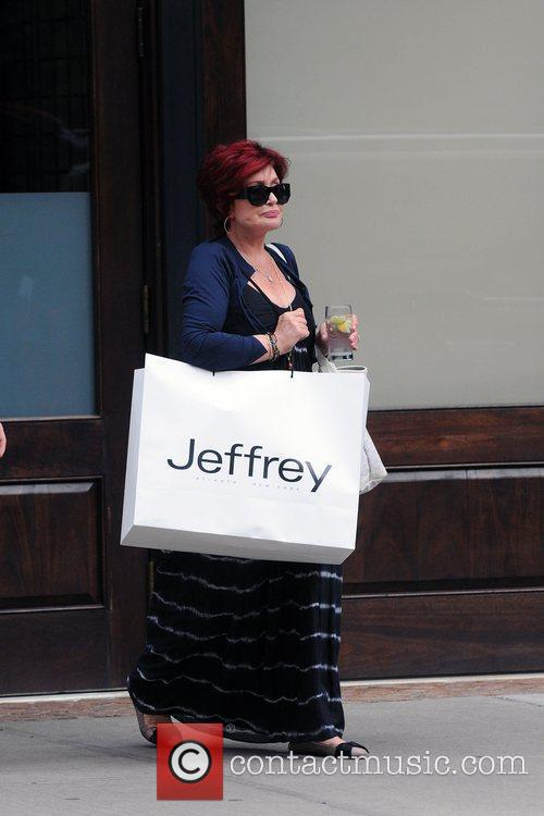 Sharon Osbourne and Manhattan Hotel 8