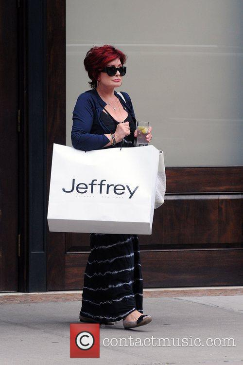Sharon Osbourne and Manhattan Hotel 9