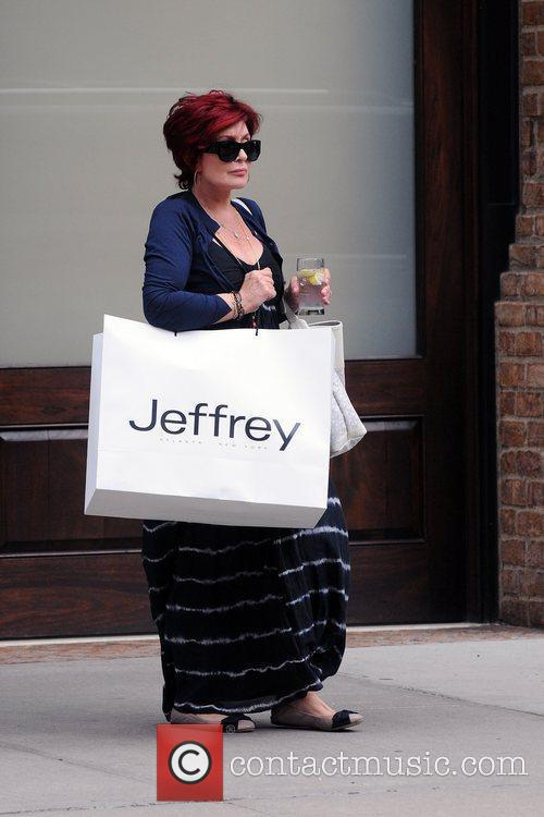 Sharon Osbourne and Manhattan Hotel 11