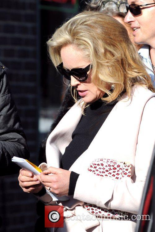 Sharon Stone, Fading Gigolo and Manhattan New York City 9