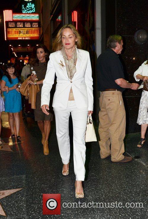 Sharon Stone 8