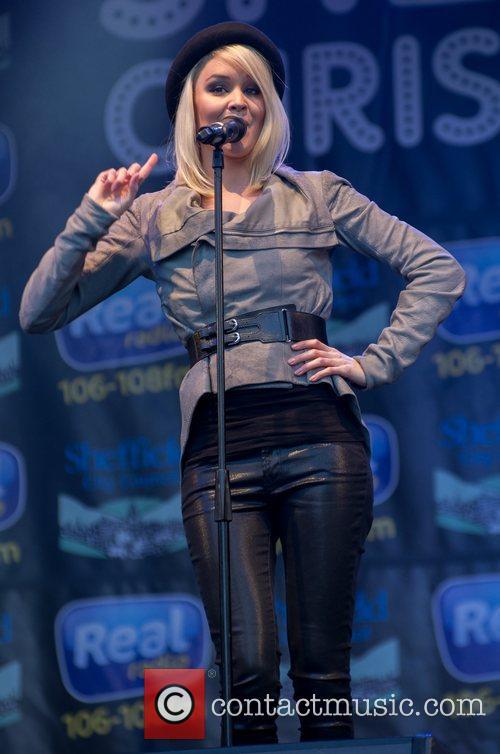 Aimee Kearsley of Fanfair...