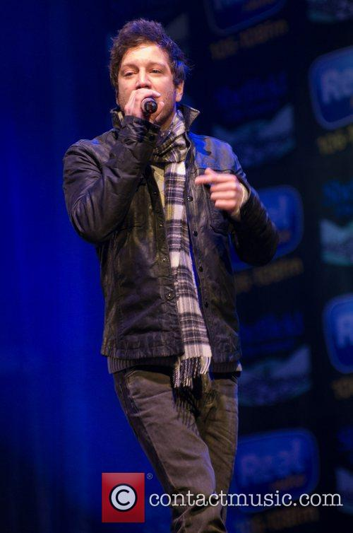 matt cardle performs at the sheffield christmas 4179934