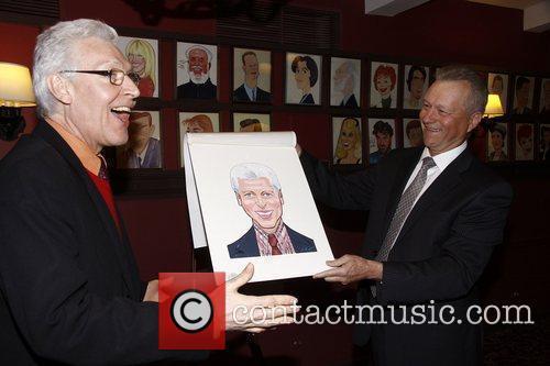 Tony Sheldon and Max Klimavicius Sardi's Portrait Unveiling...
