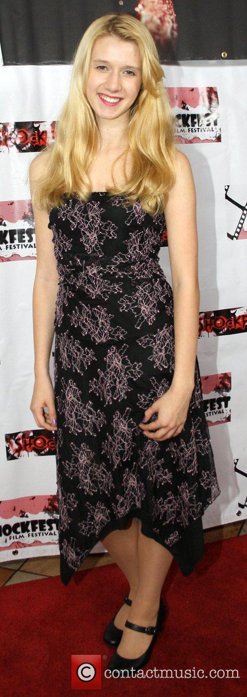 Nicole Tompkins  6th Annual Shockfest Film Festival...