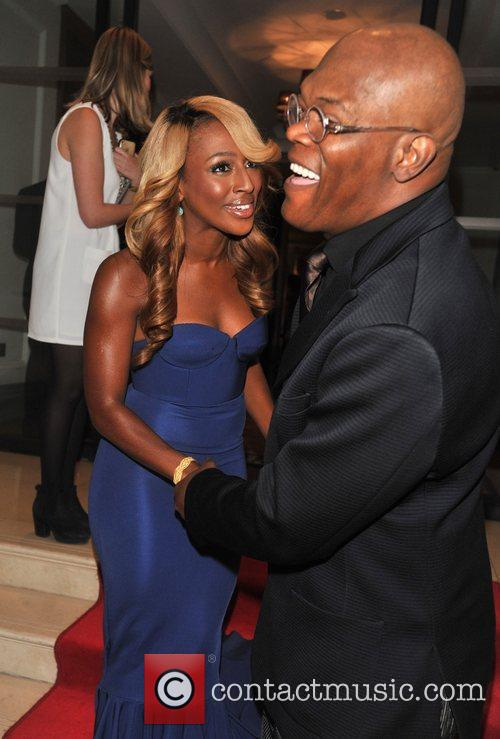 alexandra burke and samuel l jackson shooting 5937116