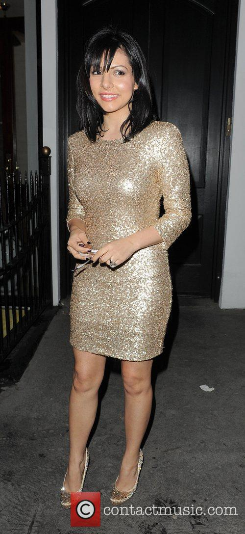 roxanne pallett leaving a party in shoreditch 3824955