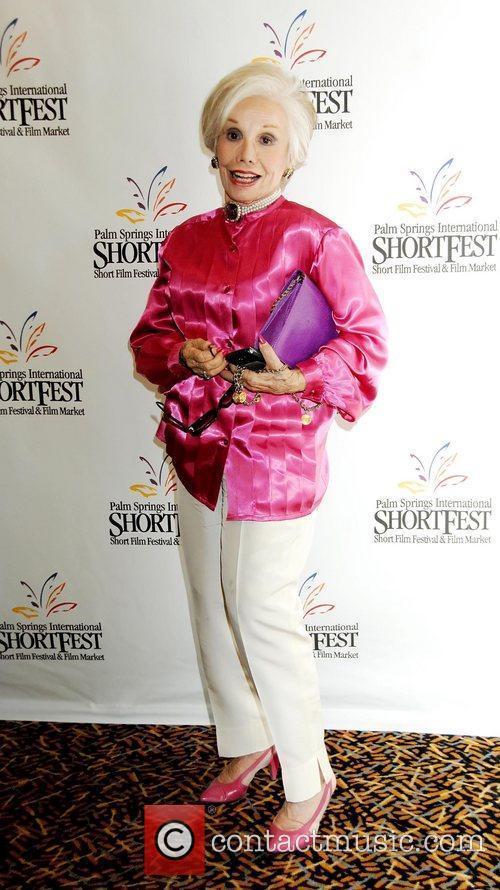 Gloria Greer 2012 Palm Springs ShortFest held at...