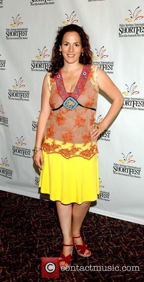 Krissy Shields 2012 Palm Springs ShortFest held at...