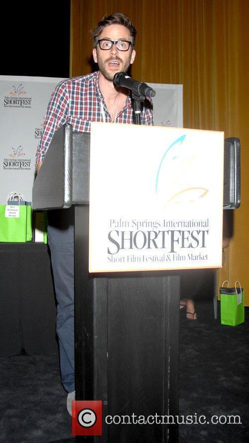 Christoph Kusching 2012 Palm Springs International ShortFest announces...