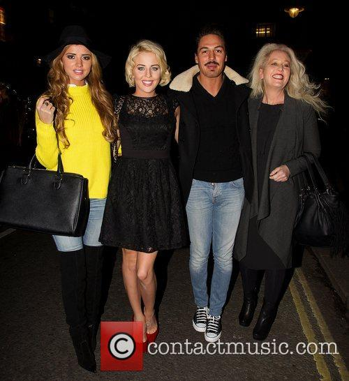 Lucy Mecklenburgh, Lydia Rose Bright, Mario Falcone and...