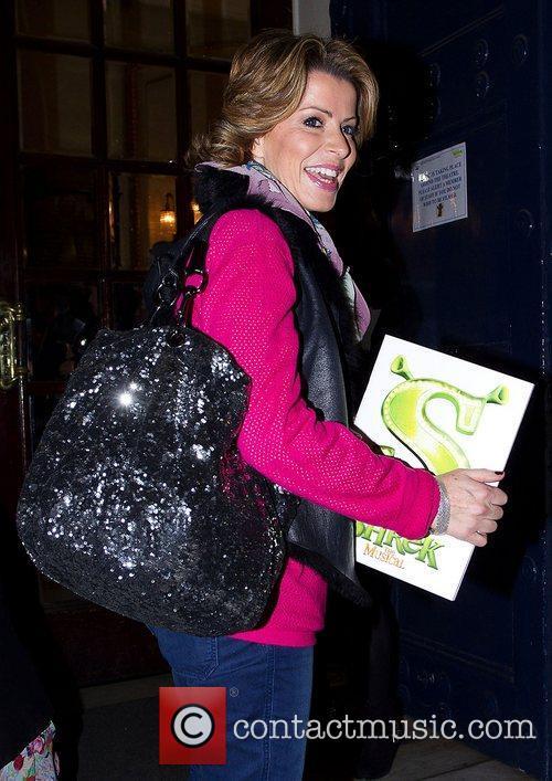 Natasha Kaplinsky Shrek the Musical at Theatre Drury...