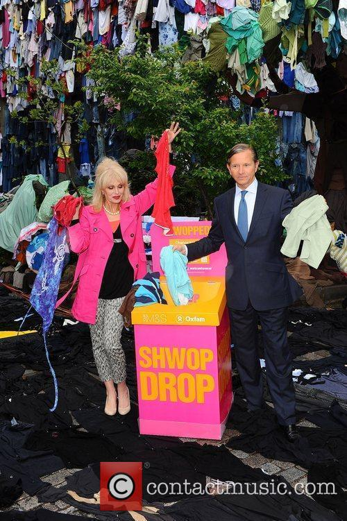 marc bolland mamps ceo and joanna lumley 3848468