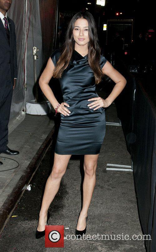 Jessica Gomes Sports Illustrated Swimuit Issue 2012 party...