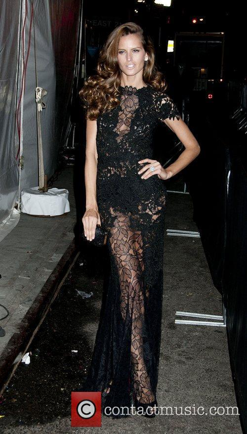Izabel Goulart Sports Illustrated Swimuit Issue 2012 party...
