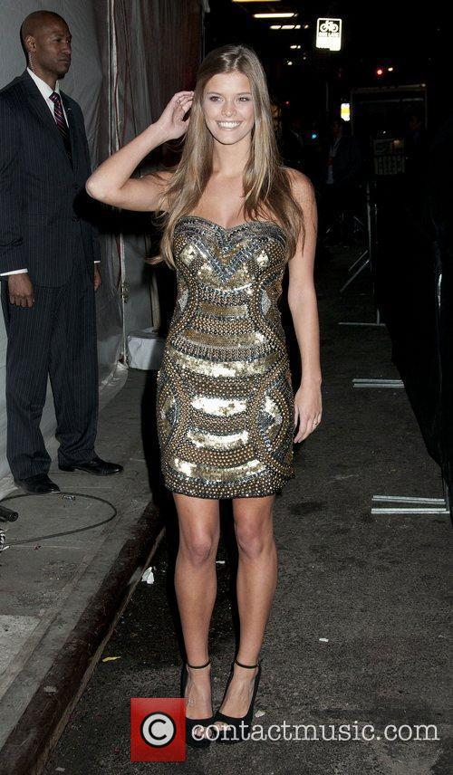 Nina Agdal Sports Illustrated Swimuit Issue 2012 party...