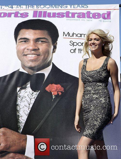 Kate Upton, Caesars, Muhammad Ali and Caesars Palace 6