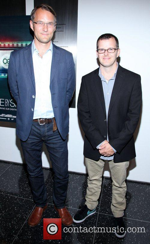 Justin Szlasa and Christopher Kenneally The premiere of...