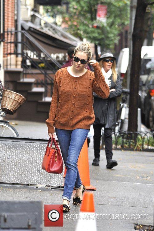 Sienna Miller, West Village and Manhattan 4