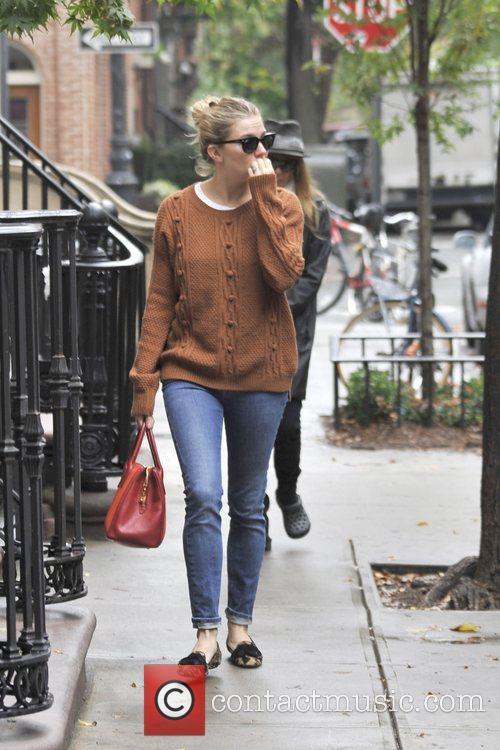 Sienna Miller, West Village and Manhattan 8