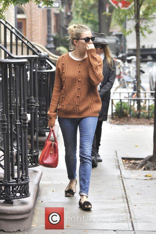 Sienna Miller, West Village and Manhattan 3