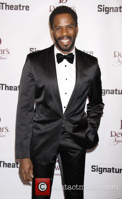 Colman Domingo The Pershing Square Signature Center Opening...