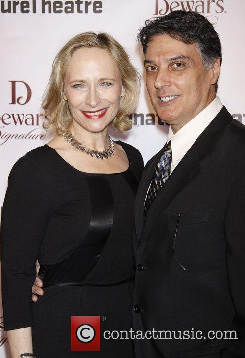 Laila Robins and Robert Cuccioli The Pershing Square...
