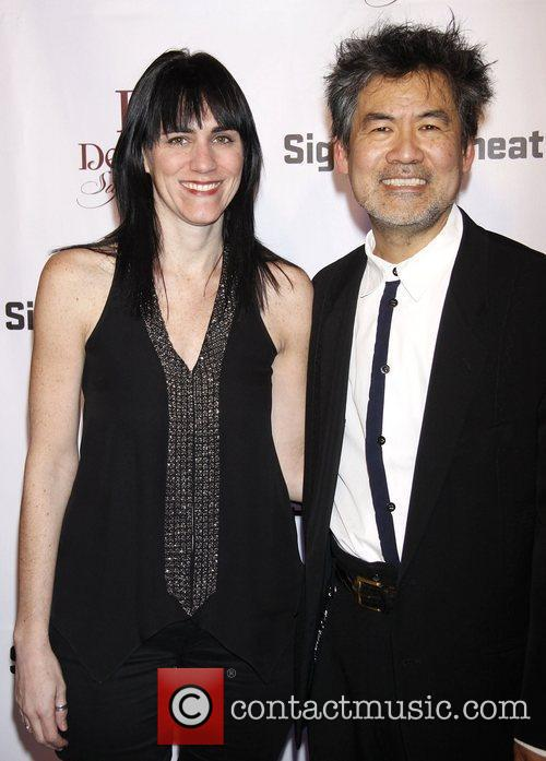 David Henry Hwang and Kevin Spacey 4