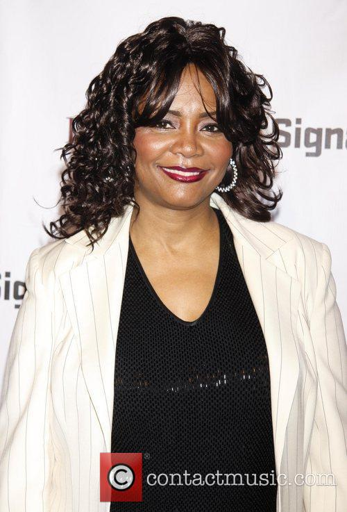 Tonya Pinkins The Pershing Square Signature Center Opening...