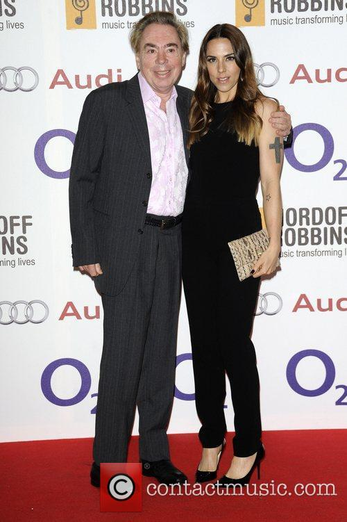Andrew Lloyd Webber and Melanie C 5