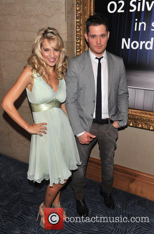 Michael Buble Louisana Lopilato