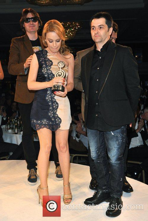 Kylie Minogue and Manic Street Preachers 1