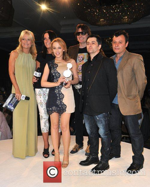 Kylie Minogue and Manic Street Preachers 2