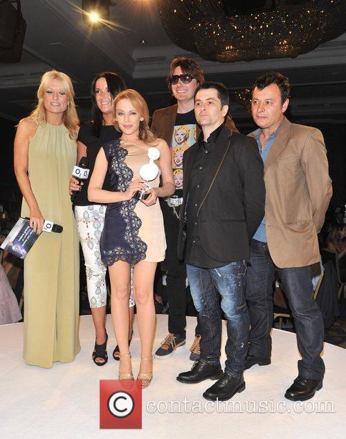 Kylie Minogue and Manic Street Preachers 3