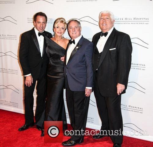 Michael Cominotto, Leba Sedaka, Neil Sedaka and Dennis Basso 1