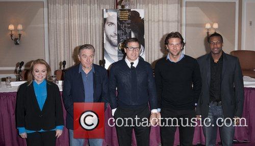 Jacki Weaver, Robert De Niro, Bradley Cooper and Chris Tucker 1