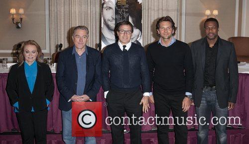 Jacki Weaver, Robert De Niro, Bradley Cooper and Chris Tucker 2