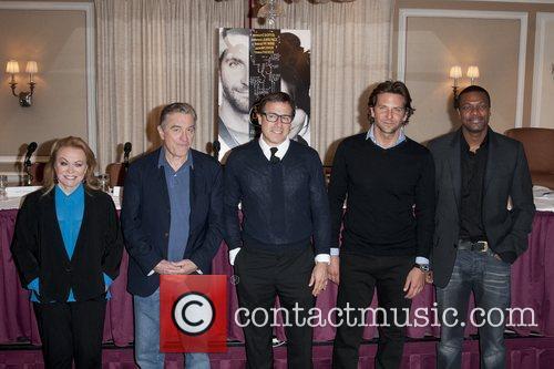 Jacki Weaver, Robert De Niro, Bradley Cooper and Chris Tucker 4